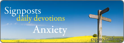 Daily Devotions: Anxiety