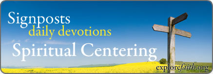 Daily Devotions: Spiritual Centering