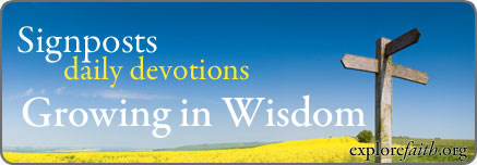 Daily Devotions: Growing in Wisdom
