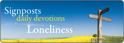 Daily Devotions: Loneliness