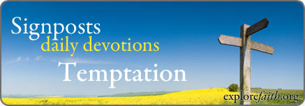 Daily Devotions: Temptation