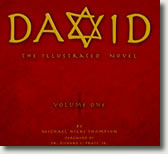 David: The Illustrated Novel by Michael Hicks Thompson